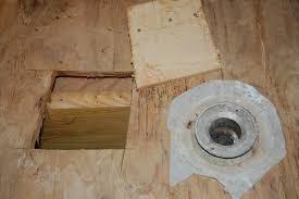 do i need to replace part of my bathroom sub floor doityourself