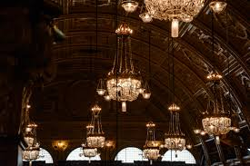 blackpool winter gardens empress ballroom chandeliers images courtesy of jill reidy