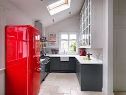 Attractive Contemporary Kitchen In Fulham Amazing Design