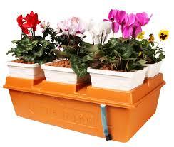 hydrofarm emily s garden system no media hydroponic micro gardens complete hydroponic systems hydroponics