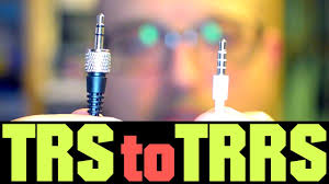 trs to trrs diy external mic for phone youtube Female 3.5Mm Jack Wiring Trrs Headphone Jack Wiring Diagram #29