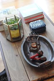 Industrial Fan Coffee Table Diy Modern To Industrial Style Coffee Table Jenna Burger