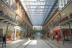 potsdamer platz shopping mall