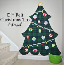 the perfect diy tree for your merry little helpers