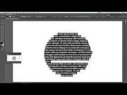Illustrator Cc 2017 Placeholder Text And Type Tool Lorem Ipsum New