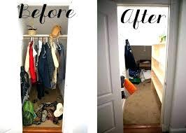 front hall closet organization hall closet organizer entry closet organization ideas closet under stairs mudroom closet