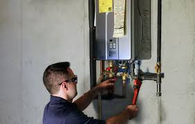 tankless water heater installation cost