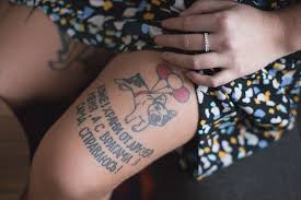 люди с татуировками зверят афиша Daily