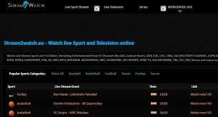 watch tv stream. Modren Stream Best Sports Streaming Site Throughout Watch Tv Stream I