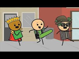 Cyanide And Happiness Vending Machine Stunning Pulled Over Cyanide Happiness Minis YouTube Cyanide And