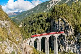 <b>16</b> Best Train Trips in the World