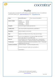 Resume Example Free Printable Resume Builder Free Resume Builder