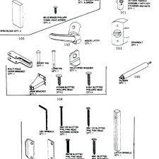 door lock parts collection car names pictures handle diagram c29 car