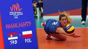 ผลสด เซอร์เบีย 3-0 โปแลนด์ 4 มิ.ย. 62 เวลา 22.15 น. วอลเลย์บอลหญิง เนชั่นส์  ลีก 2019 (สัปดาห์ที่ 3) – รายการทีวี สุดฮอท