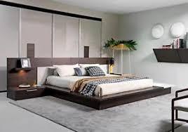 platform bed bedroom sets. Interesting Bed Image Is Loading CELLA5piecesModernBrownampGrayBedroom And Platform Bed Bedroom Sets T