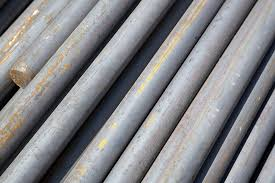 Bright Mild Steel Round Bar Metal Supplies