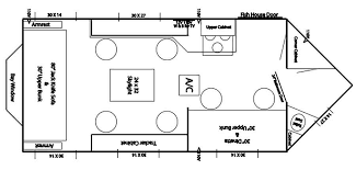 walleye tracker floorplan
