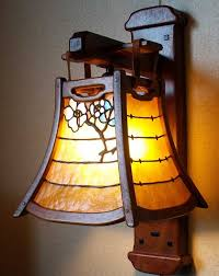 greene and greene style arts and crafts hand crafted wood lighting with hand crafted hand leaded