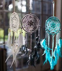 Photos Of Dream Catchers Awesome Personalised Crochet Dream Catcher By The Forest Co