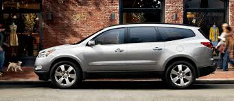 2011 Chevrolet Traverse - Information and photos - ZombieDrive