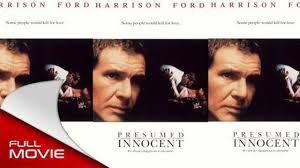 Watch Presumed Innocent Presumed Innocent FULL MOVIE YouTube 11