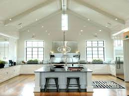 overhead kitchen lighting ideas. Cathedral Ceiling Lighting Kitchen Ideas Ceilings  Pictures Best Overhead . H