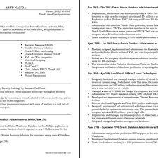 Free Resume Database Access Creative Free Resume Database Access India About Sql Server Dba 14