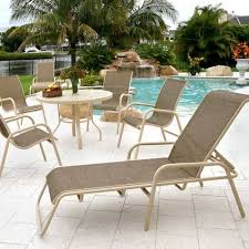 outdoor sling chairs. National Outdoor Furniture, Inc. - Patio Sling Furniture Chairs