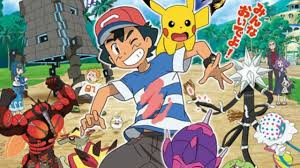 Opening-3] Pocket Monsters Sun & Moon