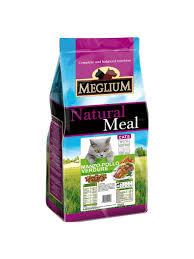 Корм сухой для привередливых кошек <b>MEGLIUM ADULT</b> с ...