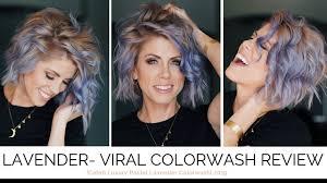 Viral Colorwash Shampoo Review 2019
