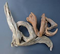 Driftwood Love Sign