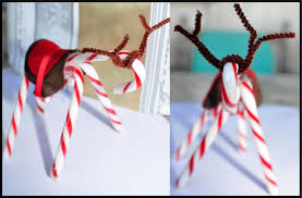 Candy Cane Reindeer Craft  Be A Fun MumChristmas Crafts Using Candy Canes