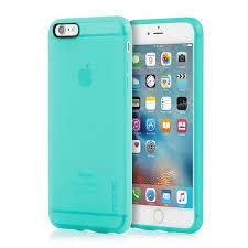 iphone 6 plus case. translucent turquoise iphone 6 plus case