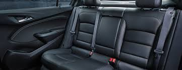 the chevrolet cruze offers available rear heated seats