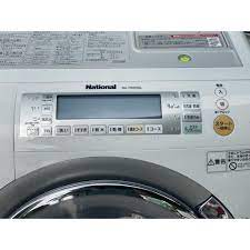 Máy giặt nước nóng, sấy Block cửa đứng National NA-VR2200R Nhật nội địa.  MỚI 98%. GIẶT 9KG + SẤY 6KG. BẢO HÀNH 1 NĂM giá cạnh tranh