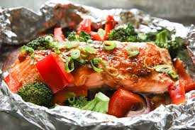 Easy Salmon Traybake Recipe Ideas
