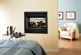 see through electric fireplace insert tv stand costco