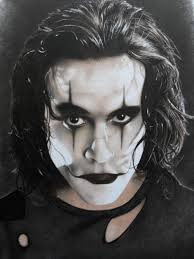 the crow clipart brandon lee