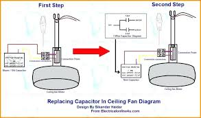 two capacitors wiring diagrams ceiling fan wiring diagram libraries craftmade fans wiring diagrams diagram ceiling fan light kit complexfull size of craftmade ceiling fan light