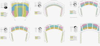 Actual Seating Chart For The Metropolitan Opera Nyc Metopera