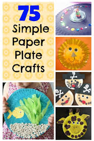 the best kids crafts using paper plates so many simple and cute paper plate craft