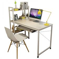 office working table. 2 In 1 Computer Desk With Bookshelves Working Table Home \u0026 Office Furniture Storage Rack W