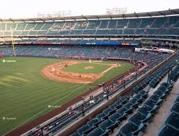 Angel Stadium Of Anaheim Section 407 Seat Views Seatgeek