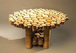 Image Woodworking Unusual Wood Furniture Furniture Remarkable Unique Rustic Coffee Tables Design Ideas With Small Wood Pieces Are Unusual Wood Furniture Demilked Unusual Wood Furniture Unusual Wooden Chair With High Backrest By