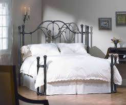 ... Large-size of Endearing Footboards Cast Iron Headboard Ikea King  Headboard King Wood Headboard Wrought ...