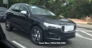 2018 volvo xc60 spy shots. another volvo model looks set to be introduced soon, as the all-new xc60 has been spotted in malaysia by paultan.org reader sean woo. 2018 xc60 spy shots r