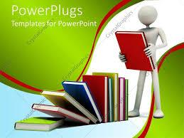 Ppt Templates Education Globe Book Education Ppt Templates Powerpoint Template Character