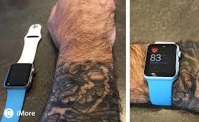 Máte Tetování Na Zápěstí Apple Watch Vám Nemusí Správně Měřit Tep