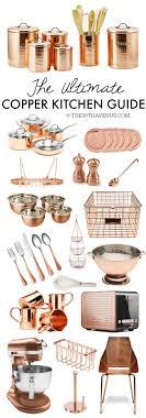 Copper Kitchen Decorations Copper Kitchen Decor Guide The 36th Avenue